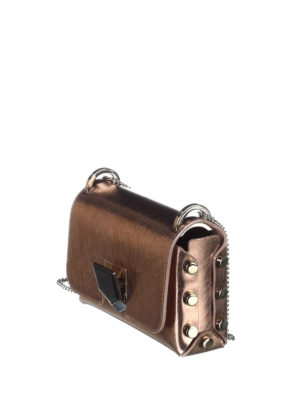 Jimmy Choo: cross body bags online - Lockett Mini cross body bag