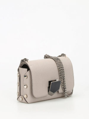 Jimmy Choo: cross body bags online - Lockett Petite leather bag