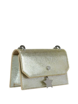 Jimmy Choo: cross body bags online - Serena star charm cross body bag