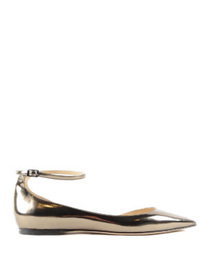 Jimmy Choo: flat shoes - Lucy flats