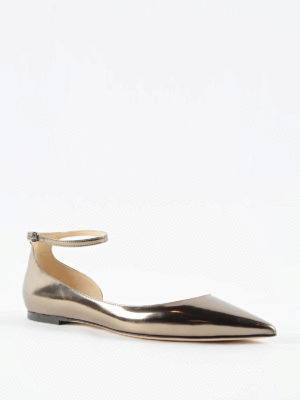 Jimmy Choo: flat shoes online - Lucy flats