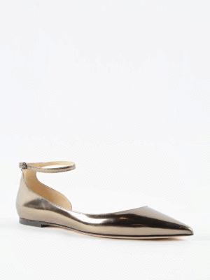 Jimmy Choo: flat shoes online - Lucy flats