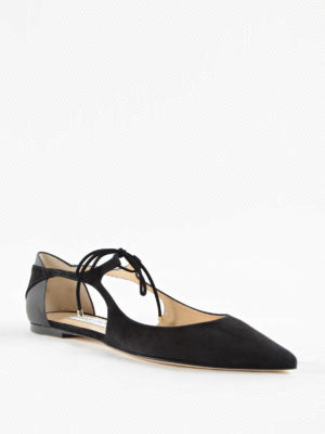 Jimmy Choo: flat shoes online - Vanessa flats