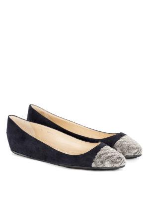 Jimmy Choo: flat shoes online - Waine flats