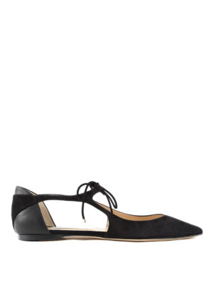 Jimmy Choo: flat shoes - Vanessa flats