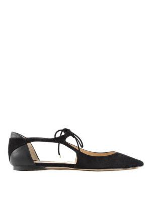 Jimmy Choo: flat shoes - Vanessa flats