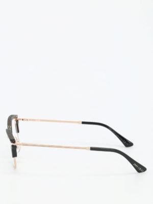 Jimmy Choo: glasses online - Shiny cat eye glasses