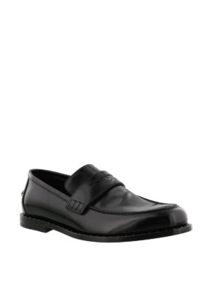 Jimmy Choo: Loafers & Slippers online - Darblay loafers with micro studs