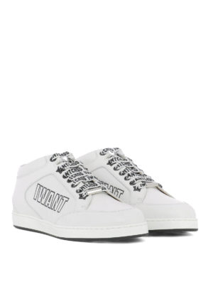 JIMMY CHOO: sneakers online - Sneaker Miami in nappa
