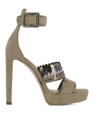 Jimmy Choo: sandals - Kathleen platform sandals