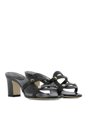 Jimmy Choo: sandals online - Damaris 65 leather sandals