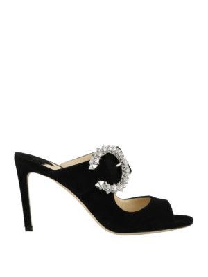 JIMMY CHOO: sandals - Saf 85 sandals