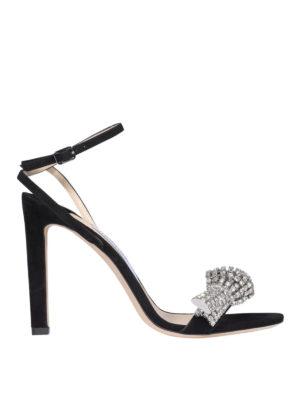 JIMMY CHOO: sandals - Thyra 10 sandals
