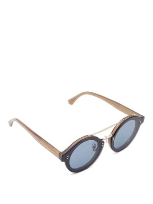 Jimmy Choo: sunglasses - Montie sunglasses