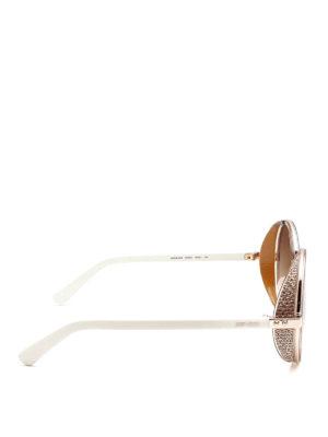 Jimmy Choo: sunglasses online - Andie sunglasses