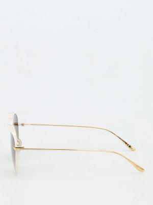 Jimmy Choo: sunglasses online - Ello micro studded sunglasses