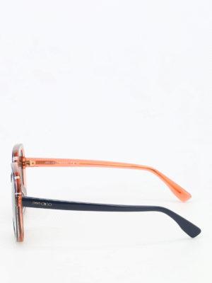 Jimmy Choo: sunglasses online - Glint glittered sunglasses