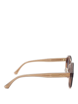 Jimmy Choo: sunglasses online - Montie sunglasses