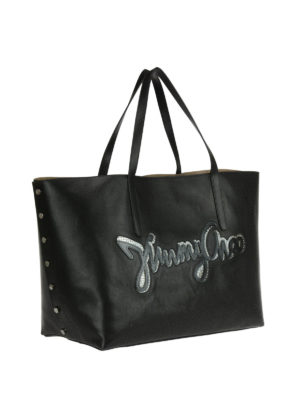 Jimmy Choo: totes bags online - Pimlico Rock tote bag
