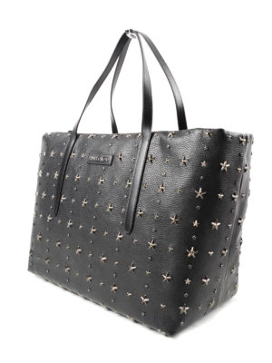 Jimmy Choo: totes bags online - Pimlico stars detailed leather tote