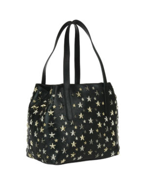 Jimmy Choo: totes bags online - Sofia S tote with metal stars