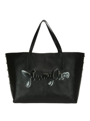Jimmy Choo: totes bags - Pimlico Rock tote bag