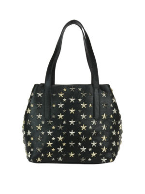 Jimmy Choo: totes bags - Sofia S tote with metal stars