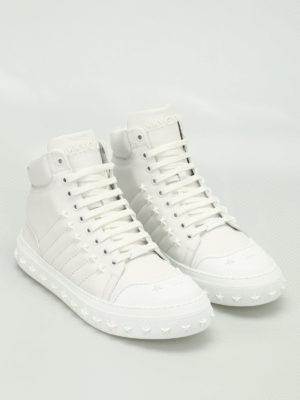 Jimmy Choo: trainers online - Cassius high top trainers