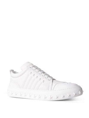 Jimmy Choo: trainers online - Chase sneakers with tonal stars