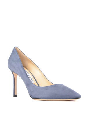 Jimmy Choo: trainers online - Pointed suede pumps