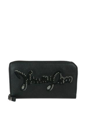 Jimmy Choo: wallets & purses - Carnaby leather wallet