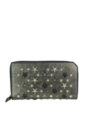 Jimmy Choo: wallets & purses - Carnaby mixed stars wallet