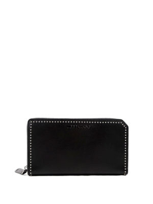 Jimmy Choo: wallets & purses - Carnaby zip around wallet