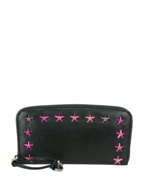 Jimmy Choo: wallets & purses - Filipa degradé stars wallet