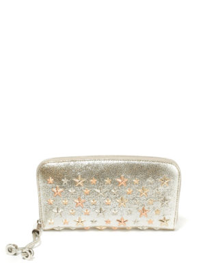 Jimmy Choo: wallets & purses - Filipa mixed stars wallet