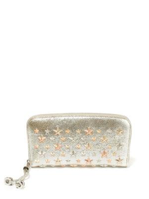 Jimmy Choo: wallets & purses - Filipa mixed stars wallet