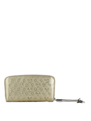 Jimmy Choo: wallets & purses - Filipa studded wallet