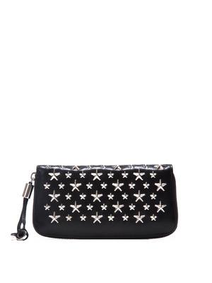Jimmy Choo: wallets & purses - Filipa wallet with stars