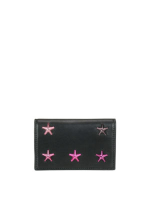 Jimmy Choo: wallets & purses - Nello degradé stars wallet