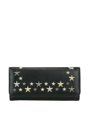 Jimmy Choo: wallets & purses - Nino wallet with mixed stars