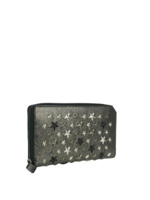 Jimmy Choo: wallets & purses online - Carnaby mixed stars wallet