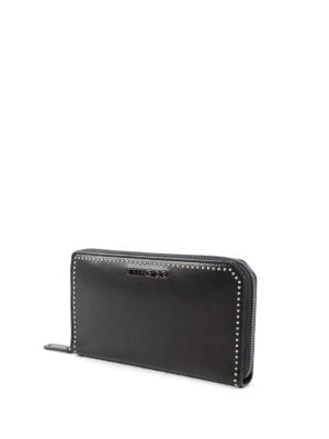 Jimmy Choo: wallets & purses online - Carnaby zip around wallet