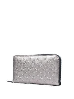 Jimmy Choo: wallets & purses online - Carnaby zip-around wallet