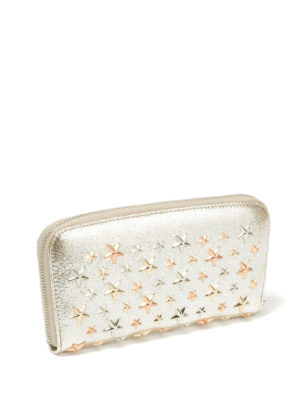 Jimmy Choo: wallets & purses online - Filipa mixed stars wallet