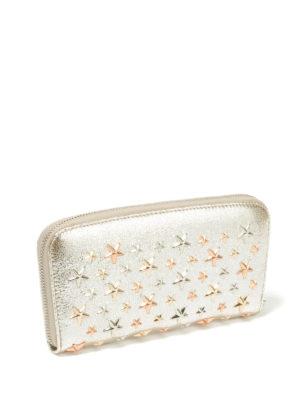 Jimmy Choo: wallets & purses online - Filipa mixed stars wallet