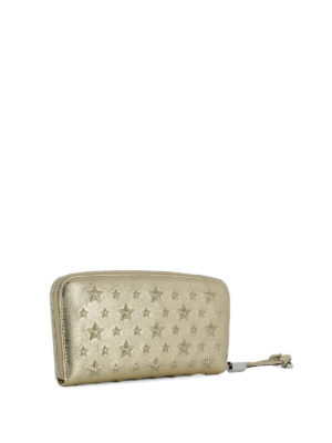 Jimmy Choo: wallets & purses online - Filipa studded wallet