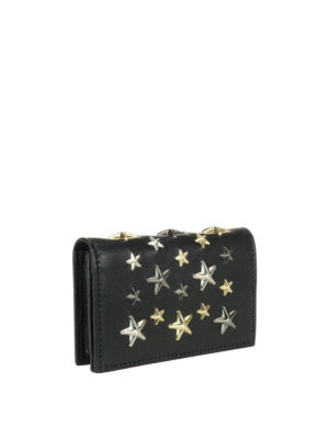 Jimmy Choo: wallets & purses online - Nello mixed stars wallet