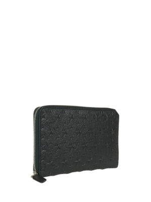 Jimmy Choo: wallets & purses online - Travis wallet with embossed stars