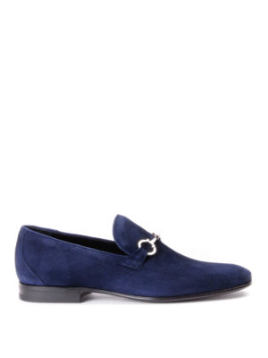 John Richmond: Loafers & Slippers - Suede loafers