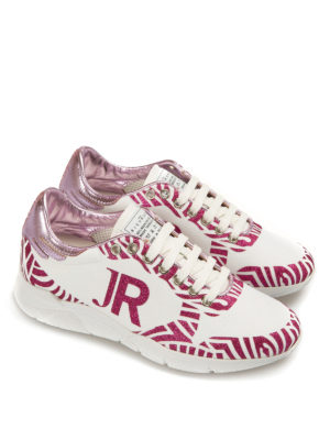 John Richmond: trainers online - Rock'n'roll glitter sneakers